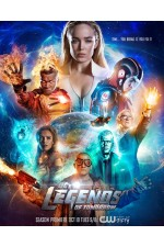 Legends of Tomorrow Season 3 Disc 1