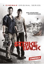 Strike Back  Season 6 Disc 1