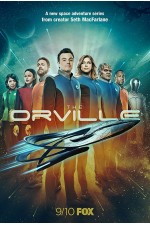 Orville Season 1 Disc 2 The