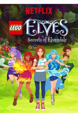 Lego Elves: Secrets of Elvendale The Complete 1st Season