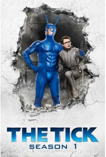 Tick The Complete 1st Season 1-6 The