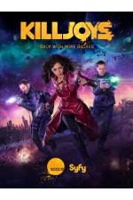 Killjoys Season 2 Disc 2