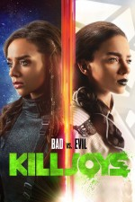 Killjoys Season 3 Disc 2