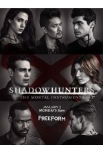 Shadowhunters Season 2 Disc 3