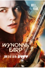 Wynonna Earp Season 2 Disc 2