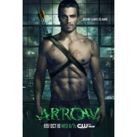 Arrow Season 5 Disc 2 Ep 9-16 (Disc 2 of 3)
