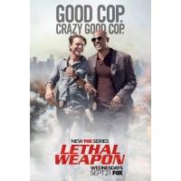 Lethal Weapon Season 1 Disc 3 Ep 13-18 (Disc 3 of 3)