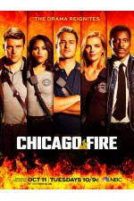 Chicago Fire Season 5 Disc 2 Ep 9-16 (Disc 2 of 3)