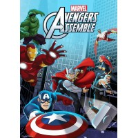 Marvel's Avengers Assemble Season 3 Disc 2