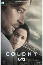 Colony Season 2 Disc 2