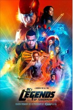 Legends of Tomorrow Season 2 Disc 2