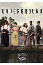 Underground Season 2 Disc 1
