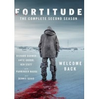 Fortitude Season 2 Disc 2 Ep 6-10 (Disc 2 of 2)