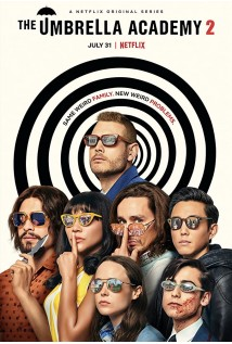 Umbrella Academy Season 2 Disc 2 The