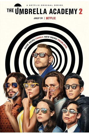 Umbrella Academy Season 2 Disc 1 The