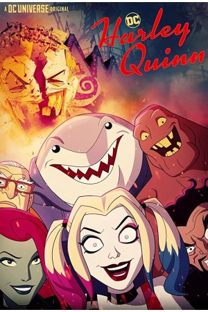 Harley Quinn The Complete 1st Season