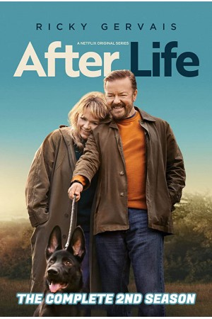 After Life The Complete 2nd Season
