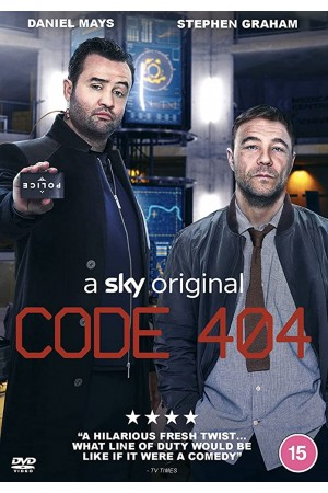 Code 404  The Complete 1st Series