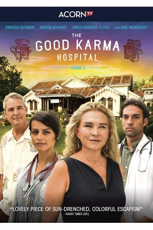 Good Karma Hospital The Complete 3rd Series