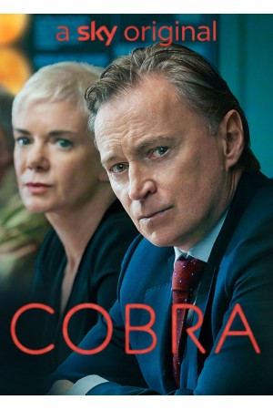 Cobra The Complete 1st Series