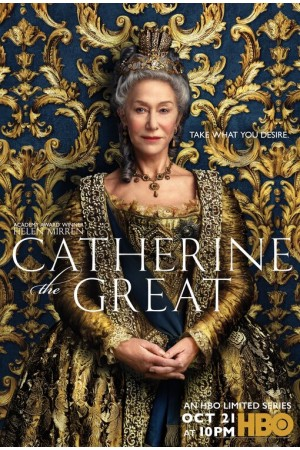 Catherine the Great The Complete 4 Part Mini-Series