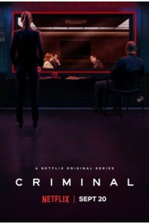 Criminal: Germany The Complete 3 Part Mini-Series