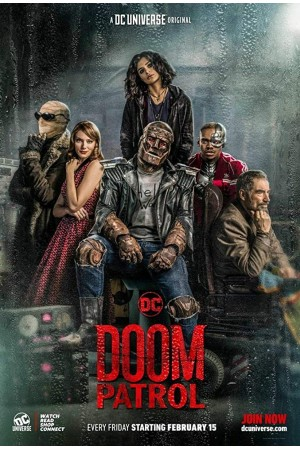Doom Patrol Season 1 Disc 3
