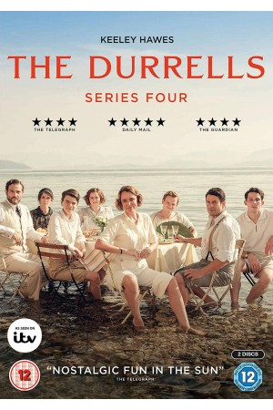 Durrells The Complete 4th Series The