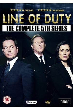 Line of Duty The Complete 5th Series