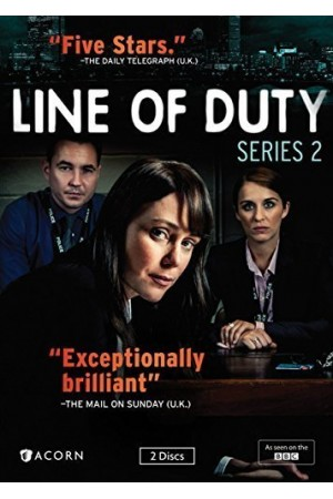 Line of Duty The Complete 2nd Series