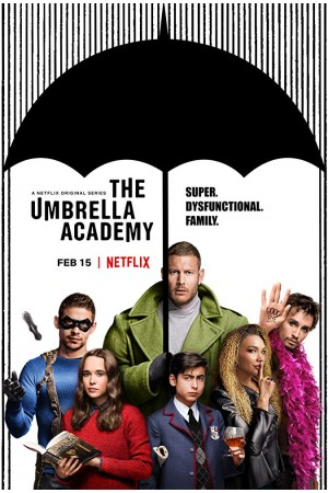 Umbrella Academy Season 1 Disc 2 The