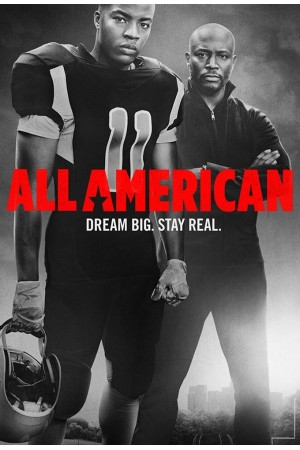 All American Season 1 Disc 1