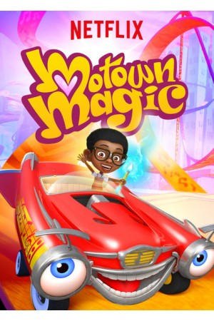 Motown Magic Season 1 Disc 1