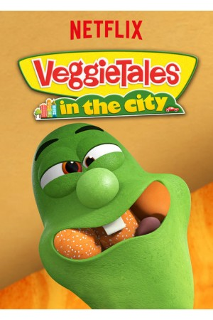 VeggieTales in the City The Complete 2nd Season