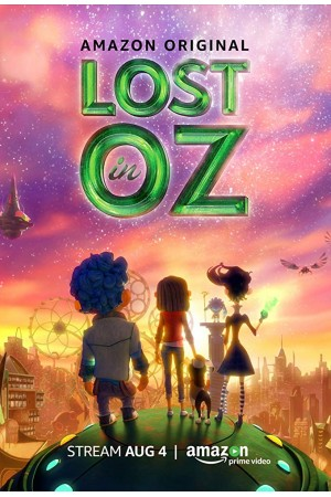 Lost in Oz The Complete 2nd Season