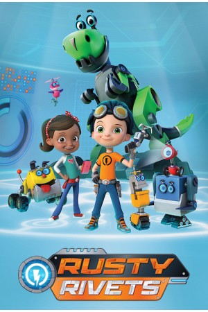 Rusty Rivets Season 1 Disc 2