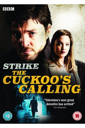 Strike: The Cuckoos Calling The Complete 3 Part Mini-Series