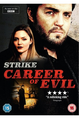 Strike: Career Of Evil The Complete 2 Part Mini-Series