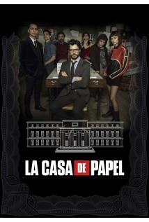 La Casa de Papel (aka Money Heist)Season 1 Disc 1