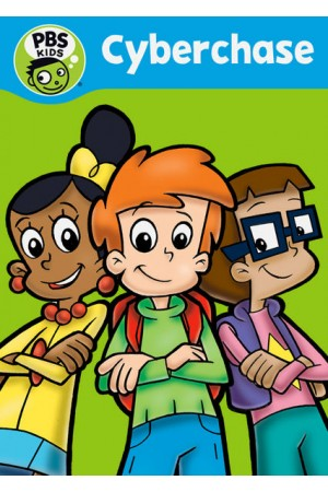 Cyberchase Season 1 Disc 1