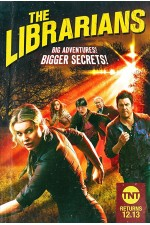 Librarians Season 4 Disc 2 The