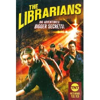 Librarians Season 4 Disc 1 The