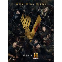 Vikings Season 5 Disc 1