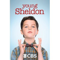 Young Sheldon Season 1 Disc 1