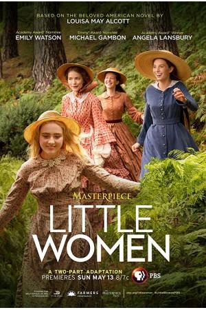 Little Women The Complete 3 Part Mini-series