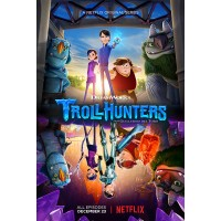 Trollhunters The Complete 2nd Season