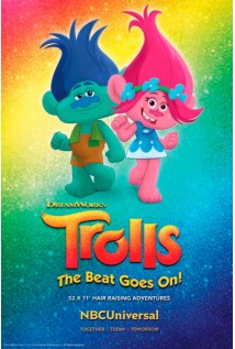 Trolls The Beat Goes On! The Complete 1st Season