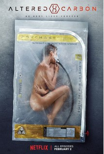 Altered Carbon Season 1 Disc 2