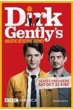 Dirk Gently's Holistic Detective Agency  Season 2 Disc 1
