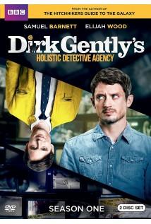 Dirk Gently's Holistic Detective Agency  Season 1 Disc 2